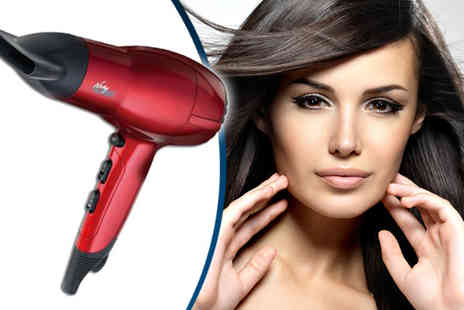 Giddy Aunt - Nicky Clarke Salon Pro 2300W Hair Dryer - Save 44%