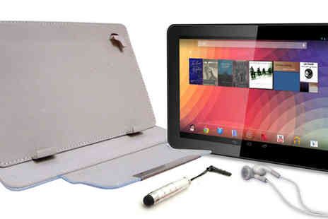 DJC Electronics - DJC Touchtab Lite 9 inch Tablet with Accessories - Save 63%