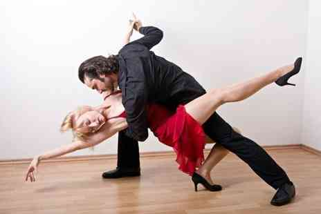 The Latin Collective - 10 Beginner Latin Dance Classes - Save 68%