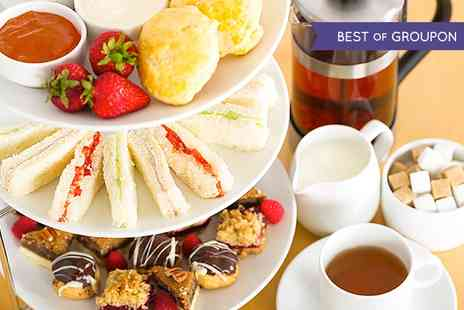 Hatton Shopping Village - Afternoon Tea For Two With Optional Prosecco  - Save 0%