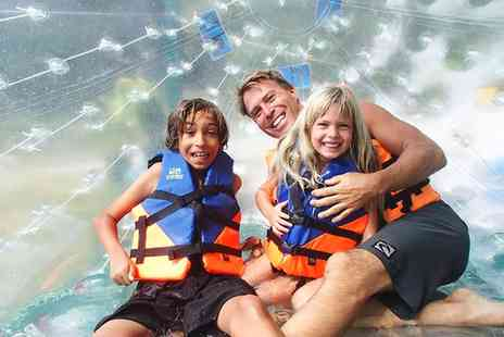 Cornwall Zorbing Park  - Two Rolls of Zorbing   - Save 0%