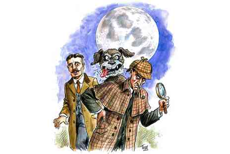 Looking glass Theatre - The Hound of the Baskervilles by Looking Glass Theatre, 20-22 October - Save 0%