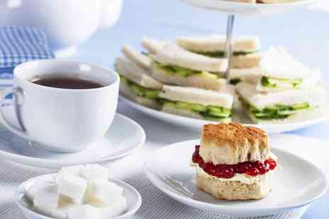 The Winchester Royal Hotel - Royal Afternoon Tea For Two - Save 37%