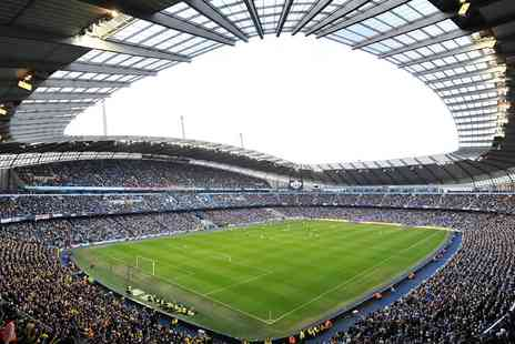 Etihad Stadium - Premium seats for a Premier League match including programme and stadium tour - Save 0%