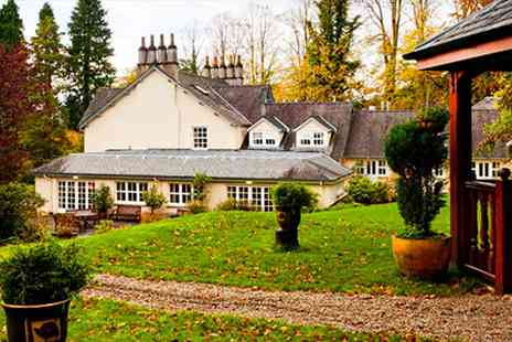 Briery Wood Country House Hotel  -  Lake District Two Night Windermere Stay with Cream Tea - Save 38%