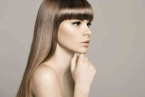 Fuscos Hairdressing - Haircut and Blow Dry with Conditioning Treatment  and Half Head of Highlights  - Save 60%
