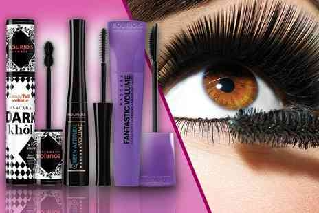 Quick Style - Bourjois mascara for two - Save 69%