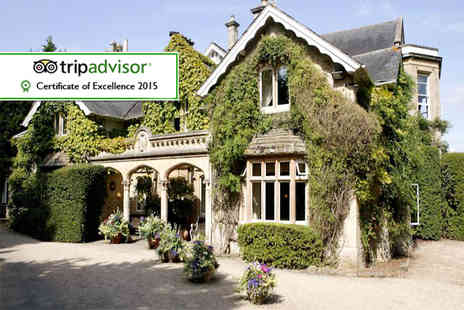 Homewood Park - One night stay for 2 including breakfast, spa access and late checkout  - Save 0%