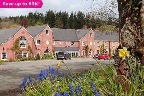 The Fox and Hounds Country Hotel - Two night stay for two with breakfast - Save 63%