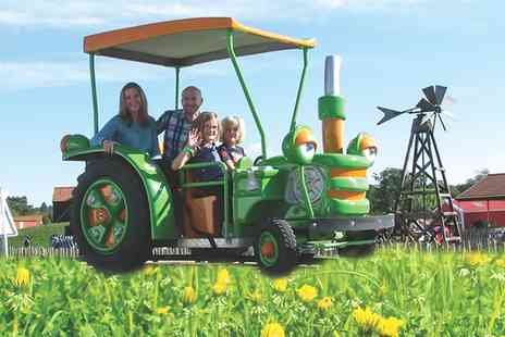 Old Macdonalds Farm - Child, Adult or Family Entry  to Old Macdonalds Farm  - Save 23%
