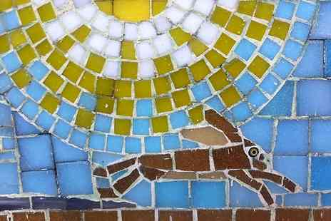 Go Create - Three Hour Mosaic Workshop For One - Save 0%