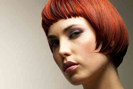 Level Up Hair Design - Wash, Cut and Blow Dry with Three Day Keratin Treatment  - Save 65%