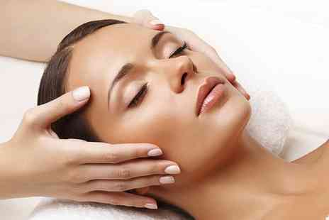 purple valentine - Prescription Facial Plus Back Massage - Save 48%