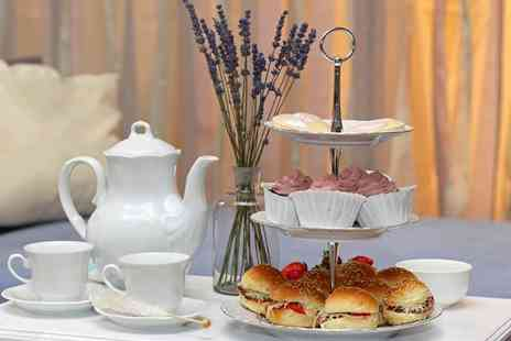 The Red Lion Hotel - Afternoon Tea With Bubbly For Two - Save 57%