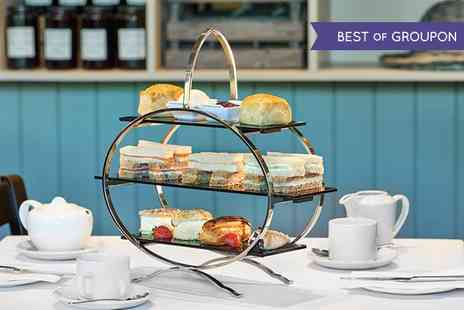 Hilton Croydon Hotel - Traditional Afternoon Tea For Two  - Save 0%
