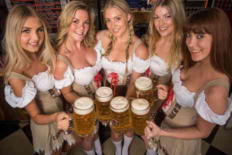 Oktoberfest - General Admission or Paulaner Pass on 11 October - Save 0%
