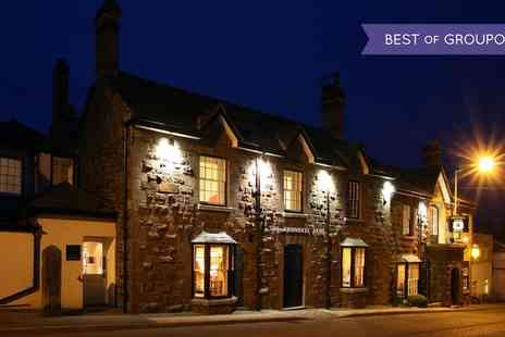 The Arundell Arms - One Night stay  For Two With AA 2 Rosette Awarded Five Course Tasting Meal - Save 0%