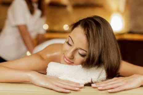 Hilton Hotel - Luxurious Hilton spa day with bubbly and treatments  - Save 58%