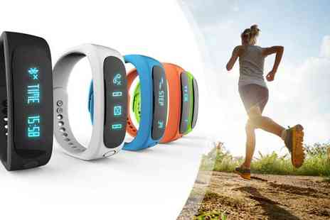 Eskkay - Smart Bluetooth Watch in a Choice of Colours - Save 84%