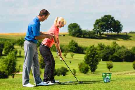 PGA Pro at Pennant Park Golf Club - Two Golf Lessons for One - Save 0%