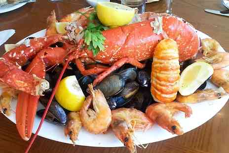le petit parisien - Lobster Pot and Seafood Platter with Chips and Side Salads - Save 0%