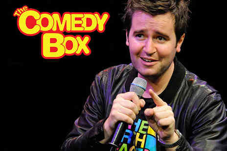 The Comedy Box - Two Tickets to Comedy Show  - Save 0%