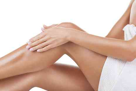 Impressions Beauty Clinic - Three Sessions of IPL Hair Removal - Save 0%