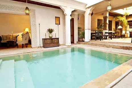 Riad Aladdin - One to Nine or 14 Nights For Two With Breakfast and Hammam - Save 0%