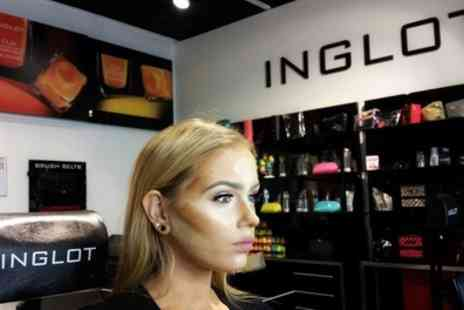 INGLOT - Cambridge - One to One Contouring Make Up Lesson with a Goodie Bag  - Save 50%