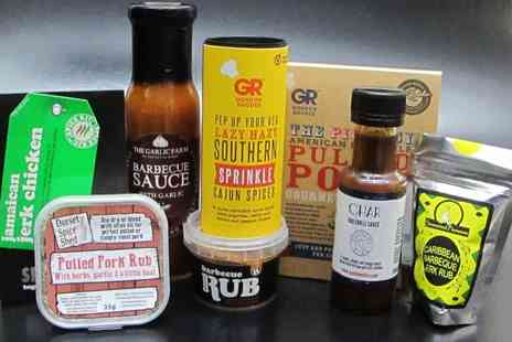 Ultimate Gift Packs - Ultimate Outdoors BBQ Spices and Seasonings Gift Pack - Save 56%