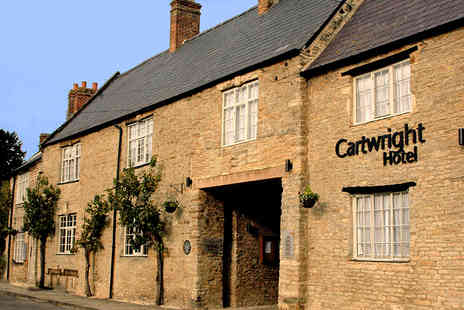 The Cartwright Hotel - Two nights stay for two with Breakfast - Save 0%