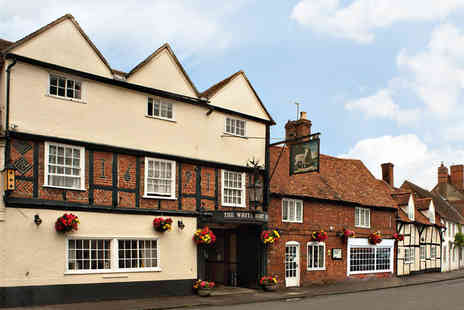 The White Hart Hotel - Two nights stay for two with Breakfast - Save 30%