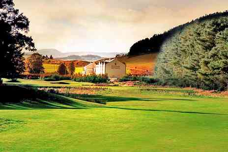 Macdonald Cardrona Hotel - Enjoy a stay for two with Breakfast - Save 47%
