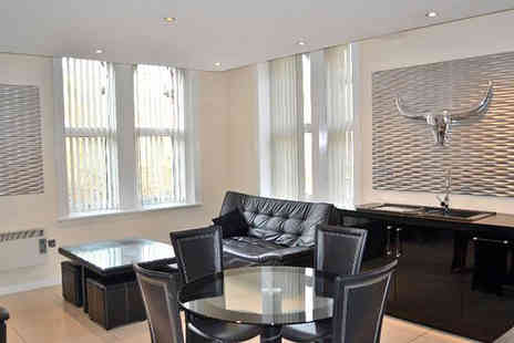 Signature Apartments - One night stay in a one bed apartment in Liverpool - Save 54%