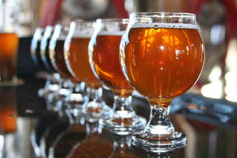 The National Brewery Centre - National Brewery Centre Tour for Two with Beer Vouchers - Save 50%