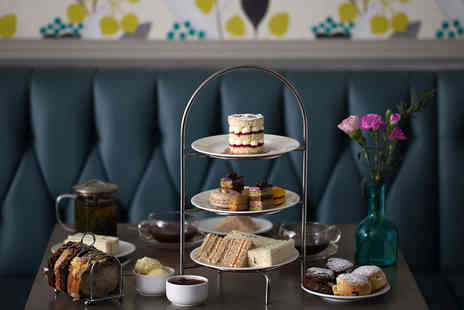 Stoke Place - Double AA Rosette Afternoon Tea with Optional Tea Tasting for Two  - Save 35%