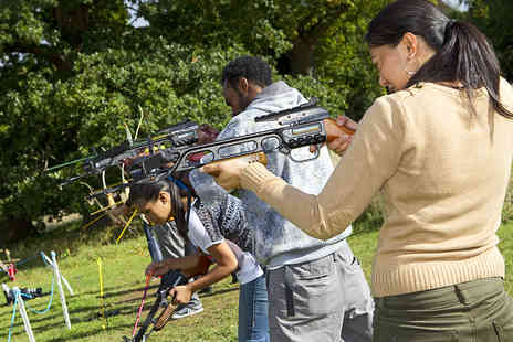 Herrings Green Farm Field Sports Centre - Archery, Crossbow and Laser Clay Pigeon Shooting Experience - Save 62%