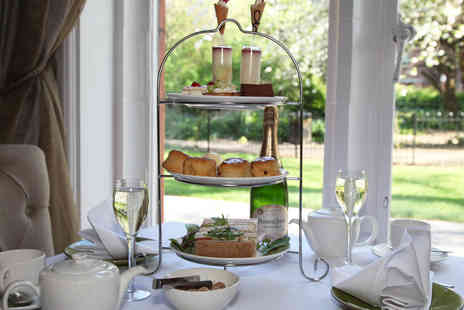 St Pauls Hotel - Afternoon Tea with a Glass of Champagne Each for Two  - Save 44%