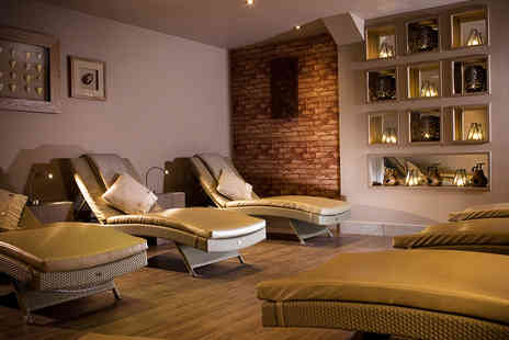 Craxton Wood Spa - Tranquil Spa Day for One with a Sparkling Afternoon Tea - Save 42%