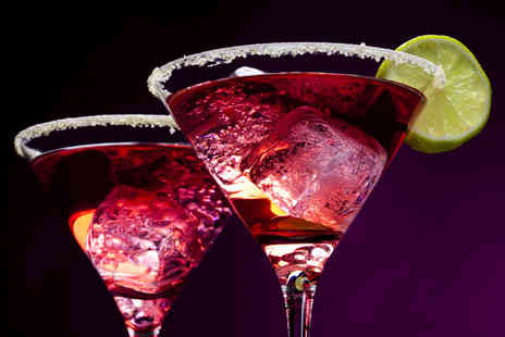 Chelsea Bar and Brasserie - Delicious Cocktails and Nibbles for Two - Save 53%