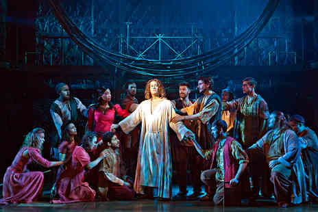 ATG Tickets - Band C ticket to see Jesus Christ Superstar  - Save 42%