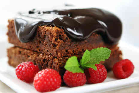 The Chocolate Cafe - Chocolate Tasting with a Glass of Prosecco for Two - Save 41%