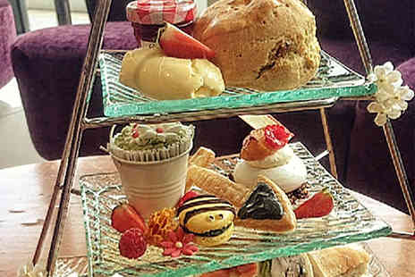 Macdonald Manchester Hotel  - Seasonal Afternoon Tea with Prosecco for Two - Save 44%