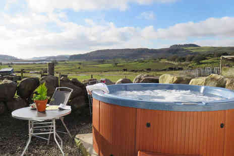 Meiklebob Holiday Cottages -  Two, Three, or Four Night  Stay for up to Four for up to Six - Save 0%