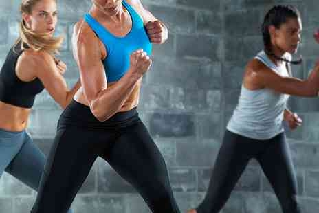 Jazzercise - Five Jazzercise Classes  - Save 53%