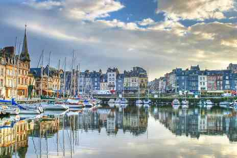 Goelia Portes d Honfleur - Two, Three or Seven Night apartment stay including pool access - Save 0%