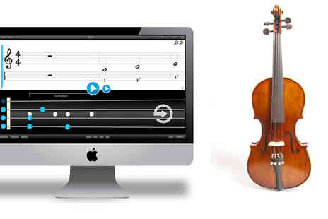 Music Future - Purely Violin Software Application - Save 59%