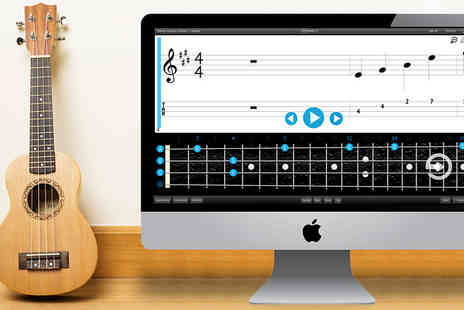 Music Future - Purely Ukulele Software Application - Save 59%