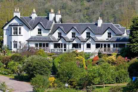 Loch Leven Hotel - Overnight Break with Dinner & Bubbly - Save 45%