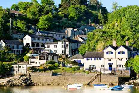 The Old Ferry Inn-  Two Night Cornwall Stay with Dinner - Save 57%